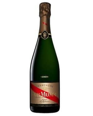 mumm millesime champagne