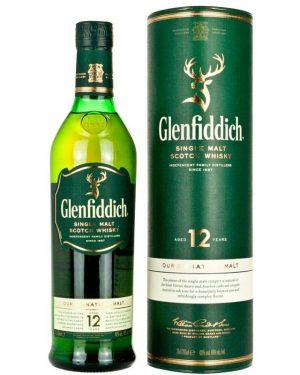 comprar glennfidich 12