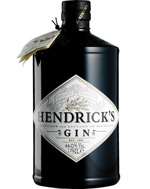 ginebra hendricks