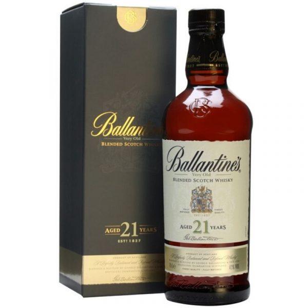 ballantines 21