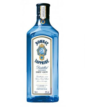 bombay tapón azul